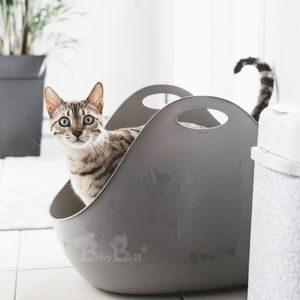 雙層貓砂盆